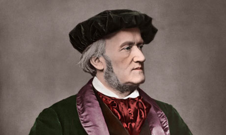 A biography of the german composer richard wagner