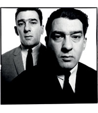 Kray Twins David Bailey