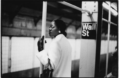 Subway New York 1984