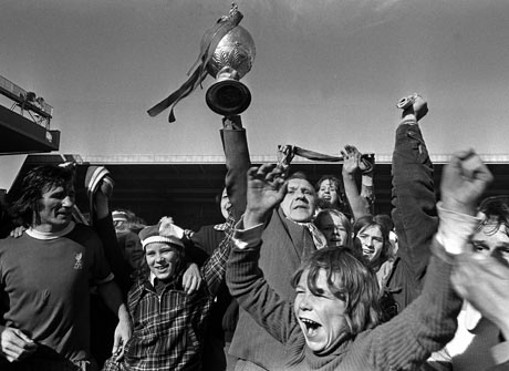 bill shankly trophy