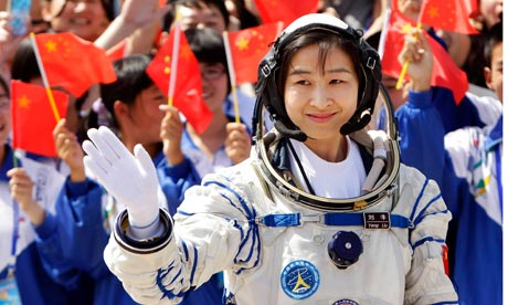 chinese astronauts are called what - photo #14