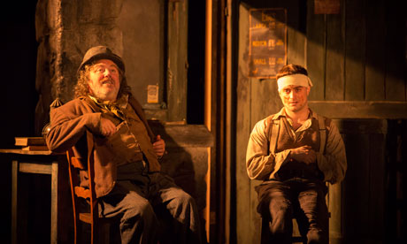 The Cripple of Inishmaan Play at the Noel Coward theatre in London
