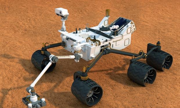 robot on mars nasa - photo #18