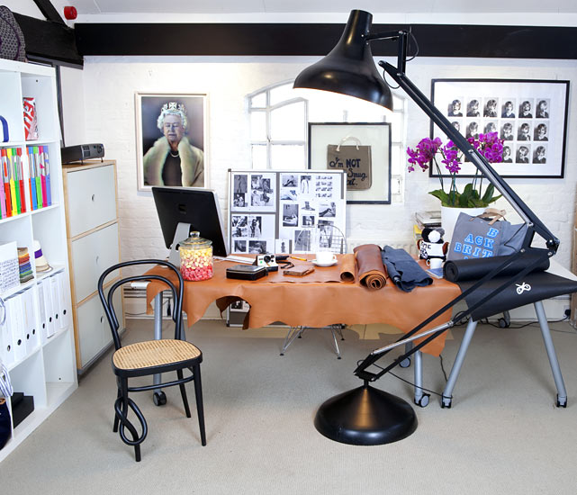 Home Office And Studio Designs: Life And Style