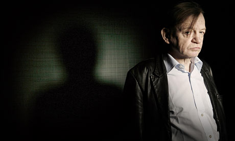 Mark E Smith, lead singer of The Fall