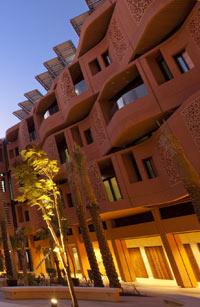 Masdar City Abu Dhabi The Gulf Between Wisdom And Folly