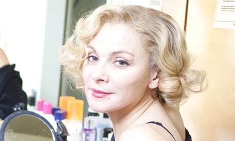Kim Cattrall Dodgy Kettle Shared Toilet So Glamorous
