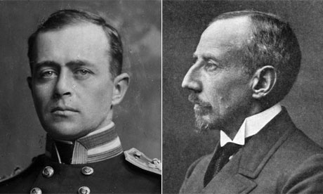 Comparison of the Amundsen and Scott Expeditions