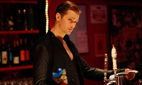 Alexander Skarsg 229 Rd Interview With A Vampire Television