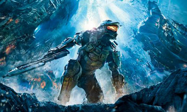 Halo 4 Review Technology The Guardian