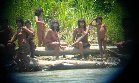 'Human safaris' pose threat to uncontacted Amazon tribe ...