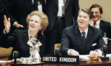 Were Margaret Thatcher And Ronald Reagan Inseparable Political Allies Makinghistoryatmacquarie