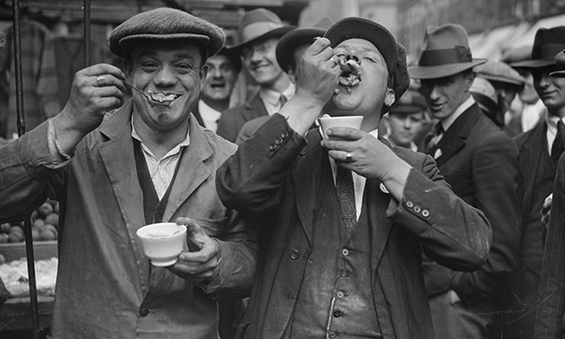 Britain falls for the joy of jellied eels | Life and style ...