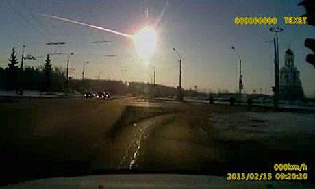 asteroid hitting earth 2017 russia - photo #23