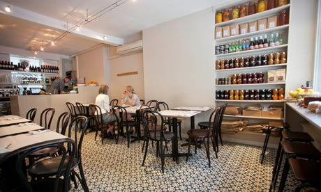 Honey Amp Co Restaurant Review Life And Style The Guardian