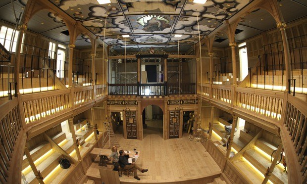 Sam Wanamaker Playhouse Review Art And Design The