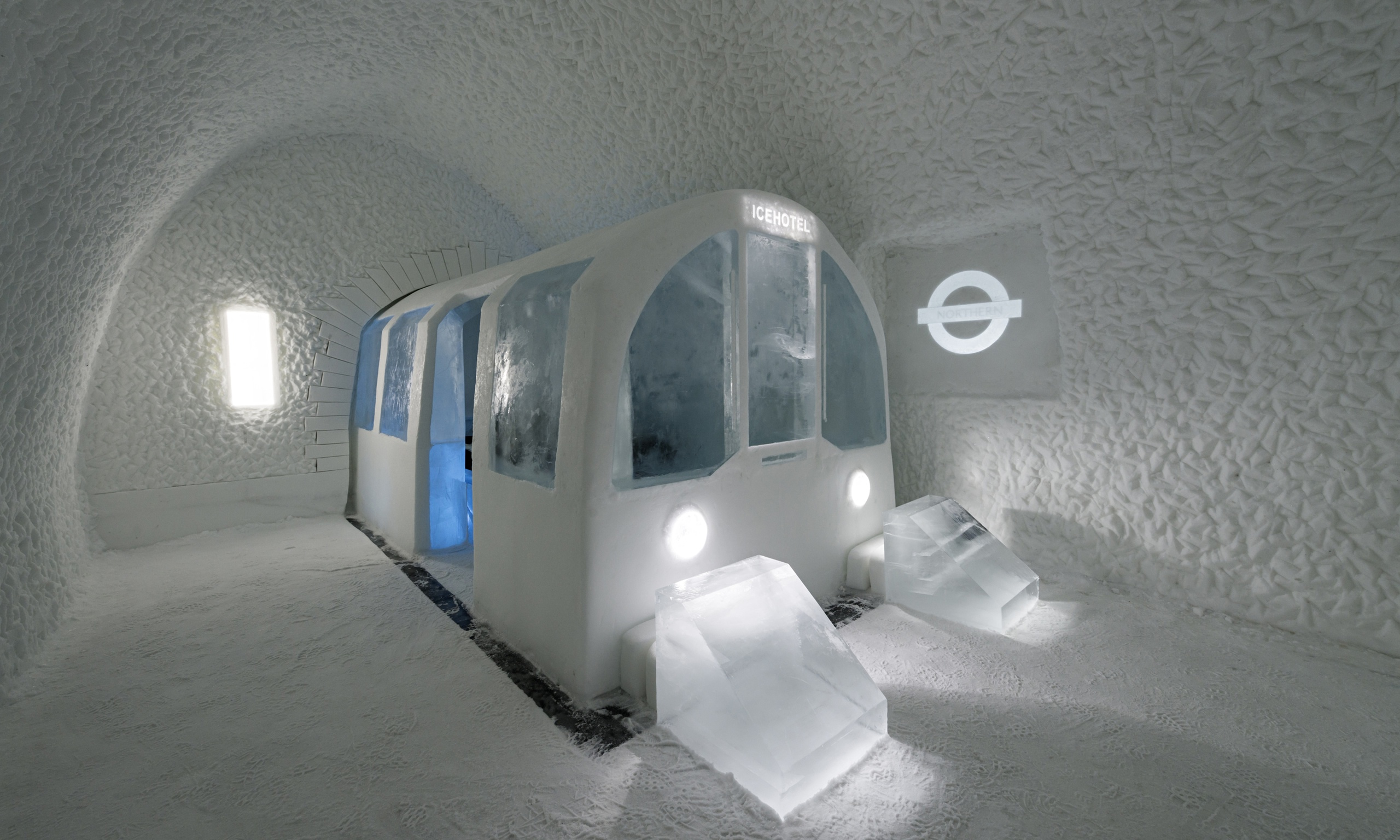 Travel News Round Up Design An Ice Room And New India