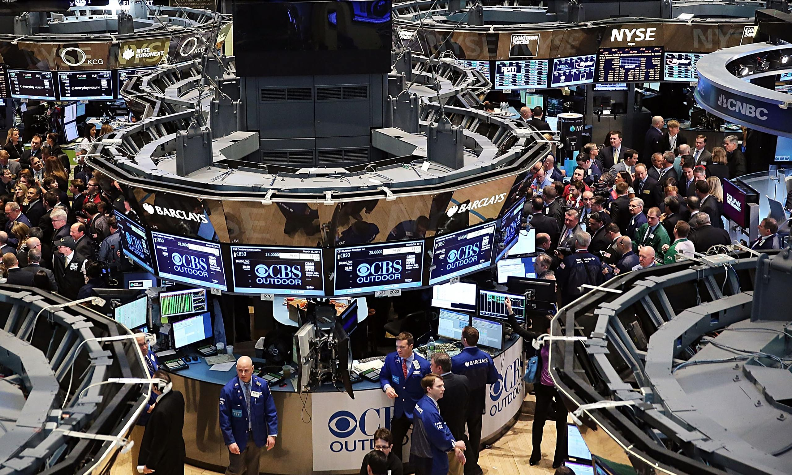High Frequency Trading Enough To Get Goldman Sachs