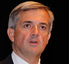 Chris Huhne, who confronted David Cameron over the No to AV campaign's tactics