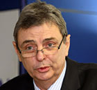 Dave Prentis, who has warned of 'long-term industrial action' over pension reforms