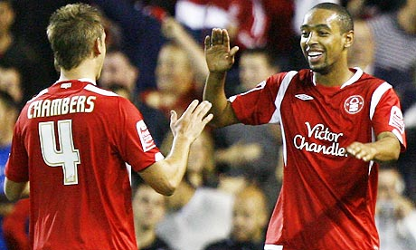 Nottingham Forest close gap to 5 points on Newcastle