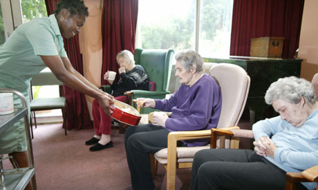 Caring For Older People At Home Is Cheaper And Better
