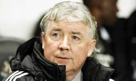 Kinnear - Set for Heart operation - we all hope it goes well