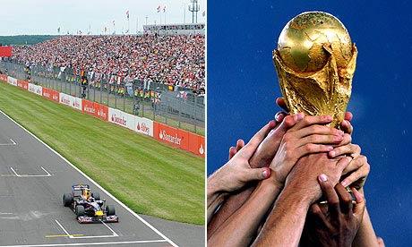 Webber's revenge in Silverstone spectacle