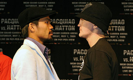 Pacquiao v Hatton
