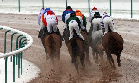 HorseRacing Art: Horse racing today