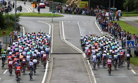 Tour de France 2012 - Stage Eight