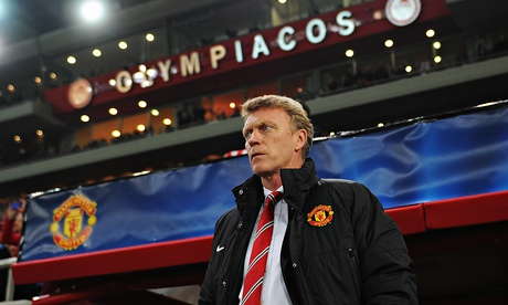Olympiacos FC v Manchester United - UEFA Champions League Round of 16