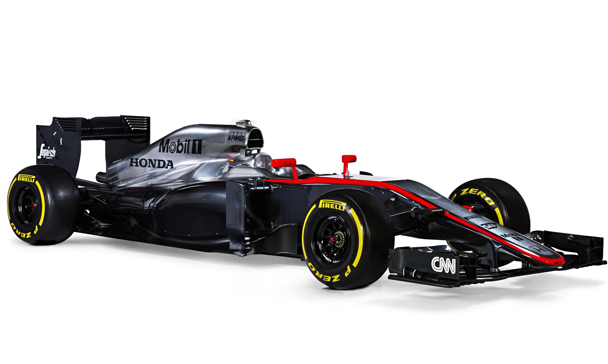 mclaren honda unveil car for 2015 f1 world championship. Black Bedroom Furniture Sets. Home Design Ideas