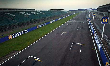 Empty: The 2010 Formula Renault 2.0 grid