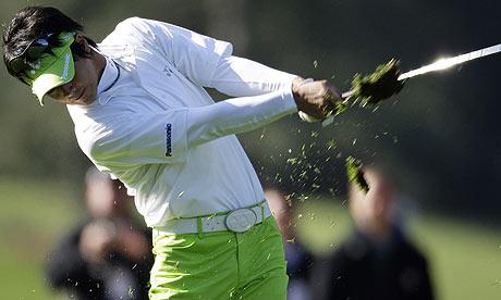 Ryo blown away at 'typhoon' - hit Scottish Open