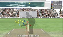 The Australians' line to Kevin Pietersen