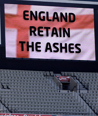 retain ashes