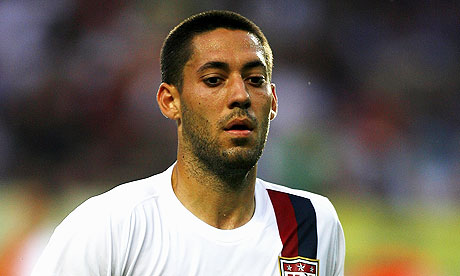 Who Is Clint Dempsey? — 5 Things To Know About USA Soccer ... |Clint Dempsey Hair