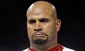 World Series: St. Louis Cardinals' Albert Pujols