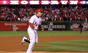 World Series 2011 G7 Allen Craig home run