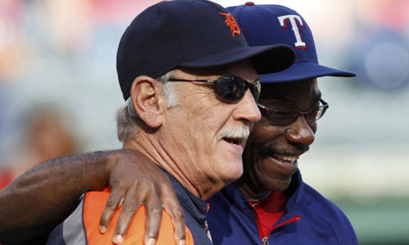 Jim Leyland and Ron Washington