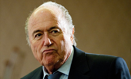 Sepp Blatter: Scandals and The Pending FIFA Elections ...