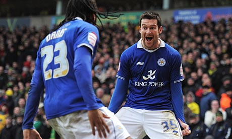 David Nugent of Leicester