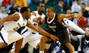 Lehigh Mountain Hawks C.J. McCollum vs. Xavier. March Madness