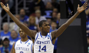 Kentucky forward Michael Kidd-Gilchrist