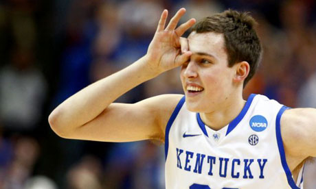 Kentucky Wildcats forward Kyle Wiltjer