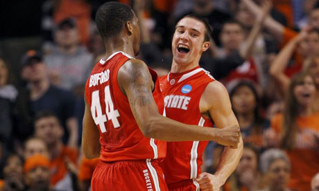 Ohio State Buckeyes' Aaron Craft and William Buford