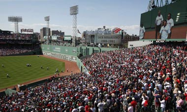 Fenway Park 100 years