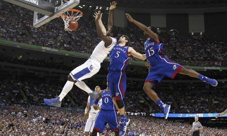 Kentucky Wildcats' Michael Kidd-Gilchrist