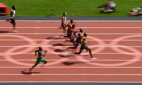 Usain Bolt Running 100m Video - www.proteckmachinery.com